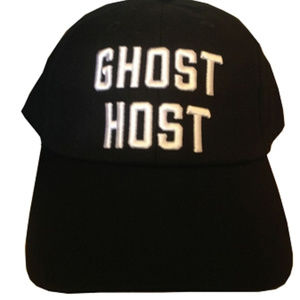 Disney Parks Haunted Mansion Ghost Host Hat